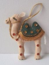 Beginner's Camel Soft Toy Sewing Kit